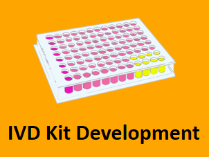 ivd in vitro diagnostic kit development